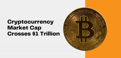 One Trillion US Dollar Market Cap of Bitcoin