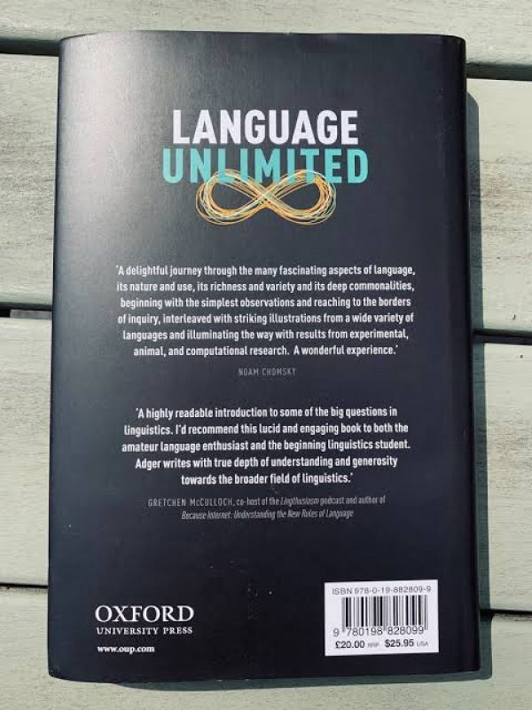 Language Unlimited, Book Introduction