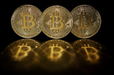Bitcoin and other cryptocurrencies slump on Monday