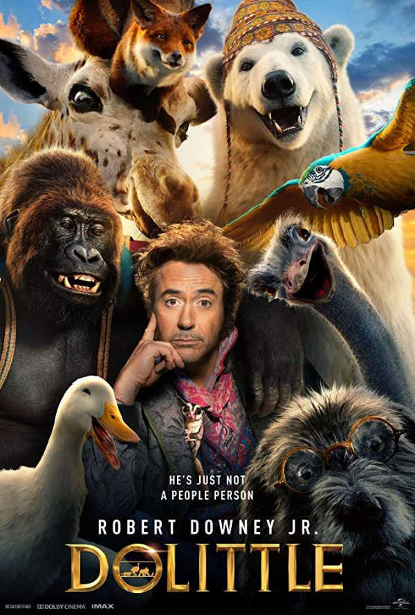 """{{DOWNLOAD}}...""""Dolittle"""" Hd~1080p (2020) FULL MOVIE"""