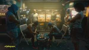 Cyberpunk 2077's story 'takes up two thick books of dialogue'