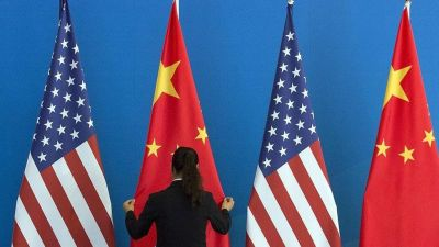 Chinese step up attempts to influence Biden team - US officisal
