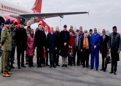 Foreign Envoys Visit to Jammu and Kashmir and After
