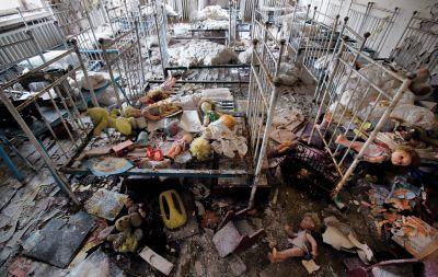 Aún sigue viva la  radiactividad de Chernobyl ?