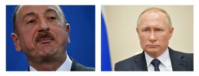 Gas Gambit: Russia - Azerbaijan...