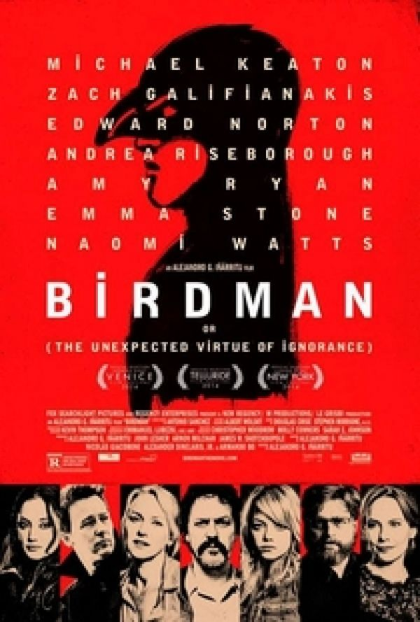 Birdman or (The Unexpected Virtue of Ignorance) - Trailer