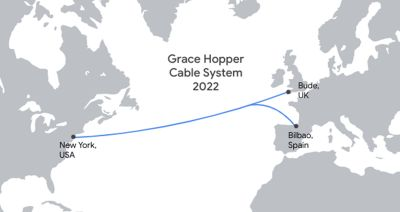 Google to boost transatlantic internet capacity with new undersea cable