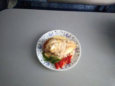 The recipe for a delicious chicken