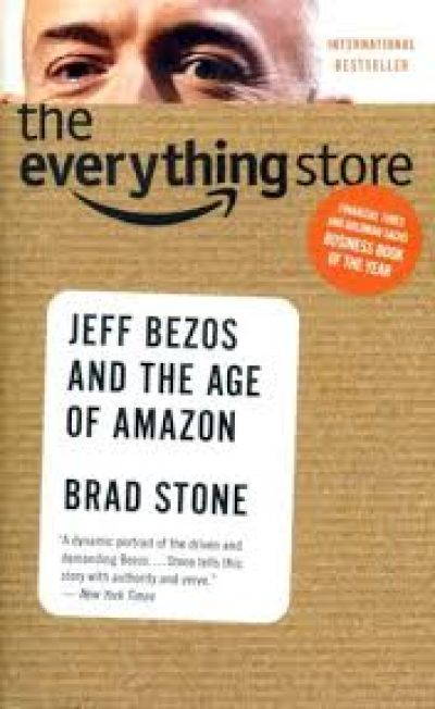 The Everything Store, Book Review
