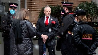 Mayor of London candidate Brian Rose fined for lockdown breach