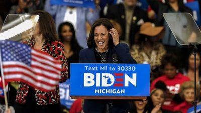 ¿Quién es Kamala Harris, la compañera de fórmula de Joe Biden?