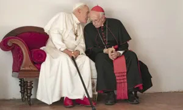 At Christmas, the story of two popes is a tale of hope and redemption