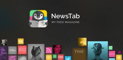 NewsTab: informazio pertsonalizatua jasotzeko luzapena