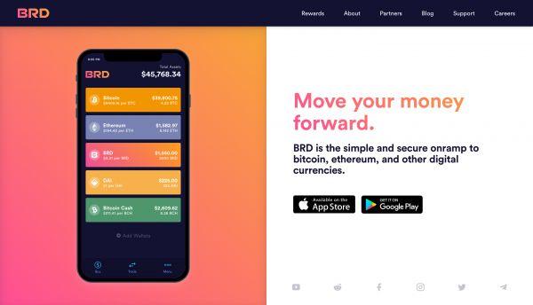 BDR, bitcoin kartera erabilterra eta segurua