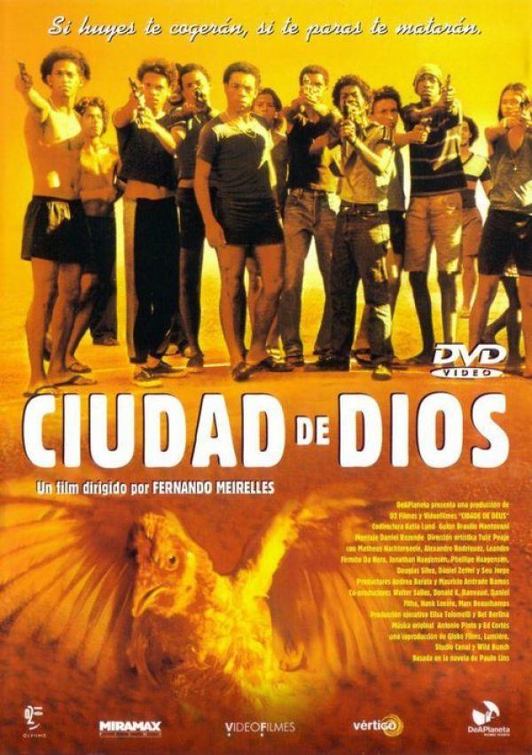 """""""Ciudad de Dios"""" ametsen biziraupena hala krimen bilakaera"""