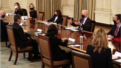 Five takeaways from Biden's White House cabinet