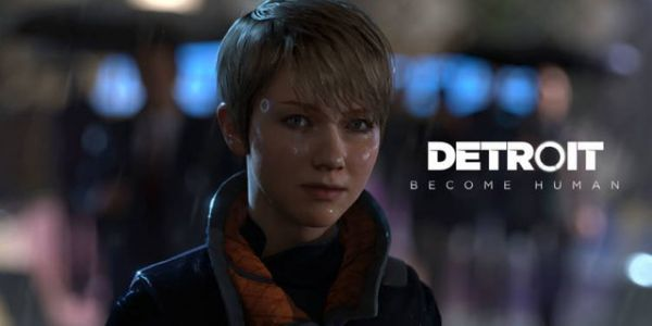 "(IJCH) ""Kara's Story"" - Detroit: Become Human 2018 (Fountains of Empathy)"