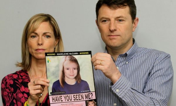 The mysterious case of Madeleine McCann
