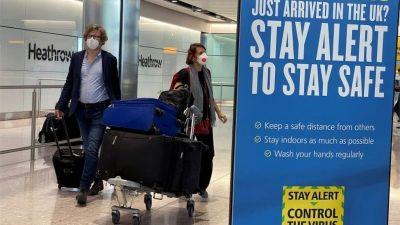 Covid: UK hotel quarantine to start on 15 February