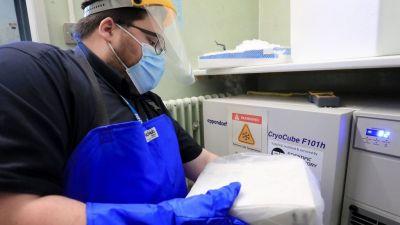 Coronavirus: Vaccine rollout 'marathon not a sprint' - Powis