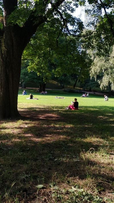 Oslo Park 1