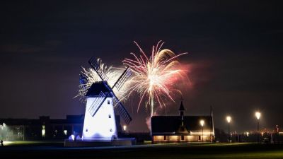 In pictures: The UK welcomes in the new years