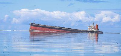 Estado de Emergencia en isla Mauricio tras derrame de petróleo