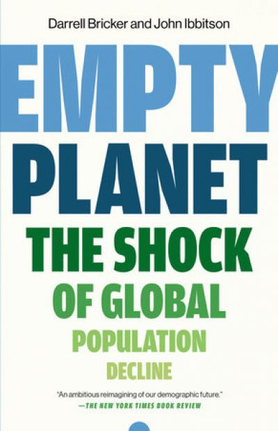 Empty Planet - A Non-fiction Book