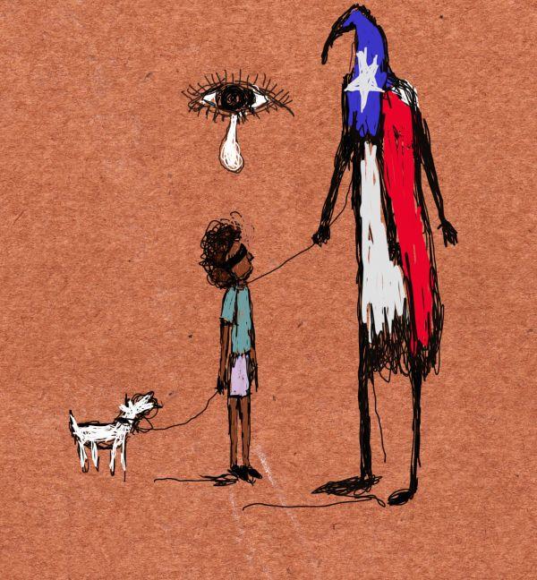 El perro feroz