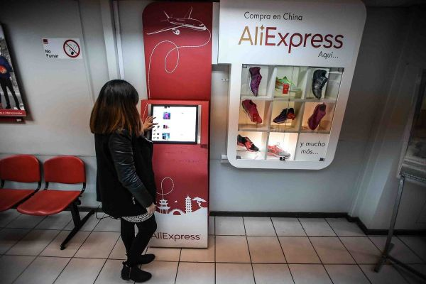 AliExpress gains traction overseas