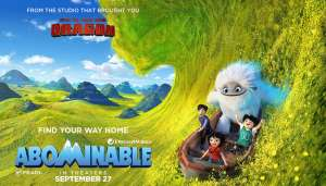 Abominable : Movie Review  A Magical Yeti Must Return To His Family