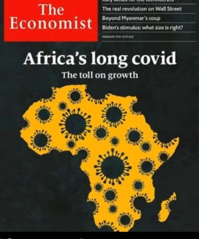 Problema con el virus en África y Europa
