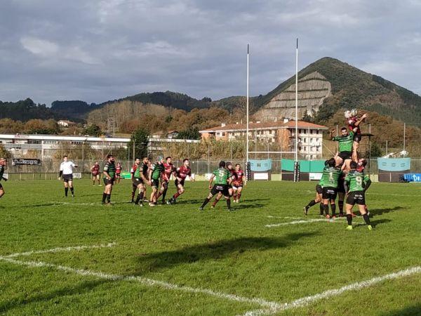 Errugbia: Gernika Rugby Taldea vs Gaztedi RT
