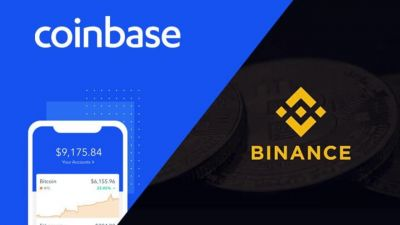 Coinbase and Binance entered the top 1000 most popular sites
