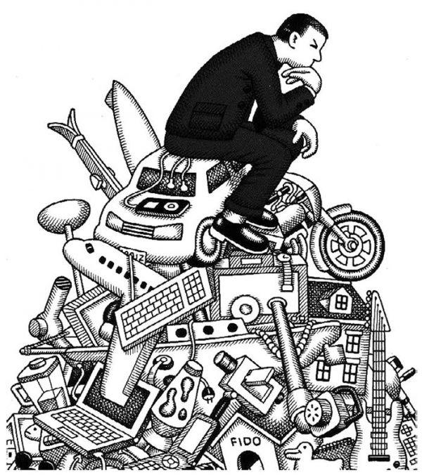 ¿Nos encontramos en las puertas de la decadencia del consumismo?