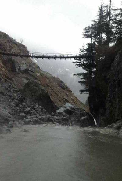 Dangerous Hanging Bridges