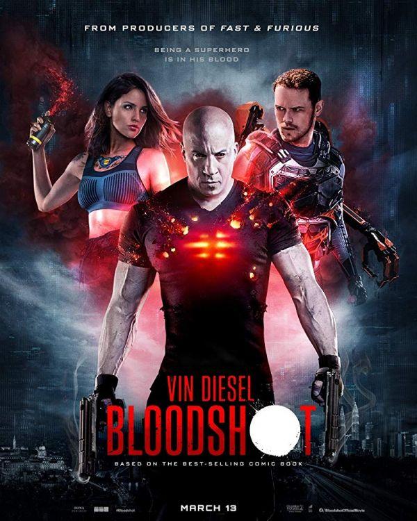 ~VOSTFR  Bloodshot Film Complet Streaming VF En Français~