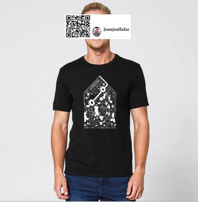 Se pone a la venta una camiseta para recaudar fondos