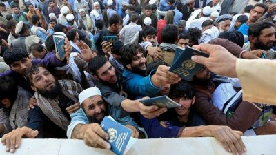 Many killed and wounded in Afghanistan visa stampede