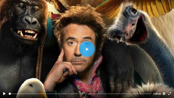 Le Voyage du Dr Dolittle Streaming VF Gratuit | Regarder Film Complet en Français 2020
