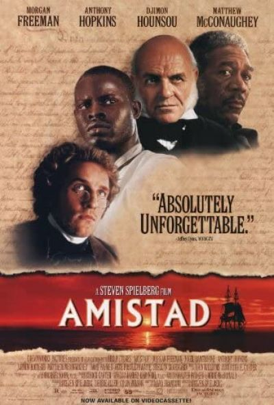 Amistad - Movie Review