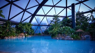 Coronavirus: Center Parcs shuts UK sites due to restrictions