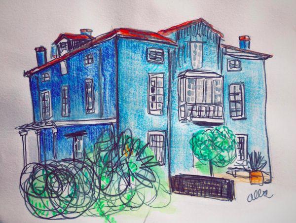 Hay que empezar a apoderarse de las calles, de las esquinas, del cielo, de los cafés, del sol.....
