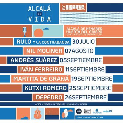 ALCALÁ ES VIDA by GIGANTE