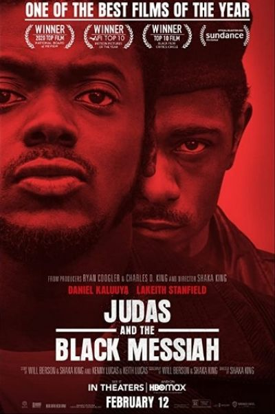 Watch Judas And The Black Messiah(2021)Movie Free