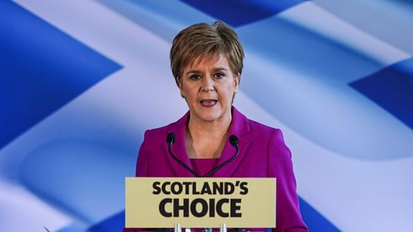 General election 2019: PM Johnson 'remains opposed' to holding indyref2