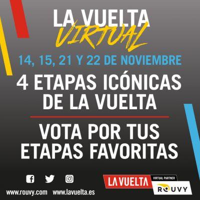 La Vuelta 20 virtual