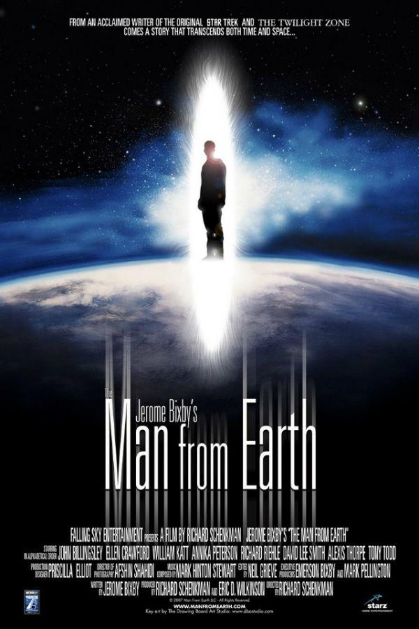 "(IJCH) ""The Man from Earth"" - A Favorite Movie I've Re-watched Every Year Since 2014 - Here's why..."