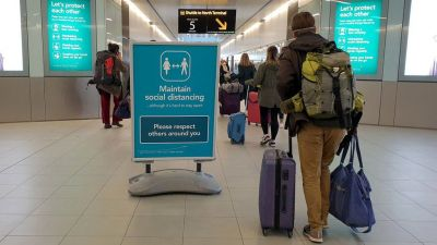 Covid: Nations impose UK travel bans over new variant