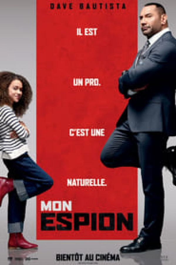 ~™[REGARDER] My Spy (2020)|HD Film VF~Complet~